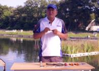 《釣具微測評》第八期 日月潭無影豆 耐用不傷線!