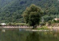 磨石峪村垂钓园