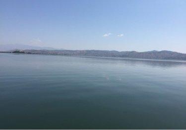 呼伦湖水库