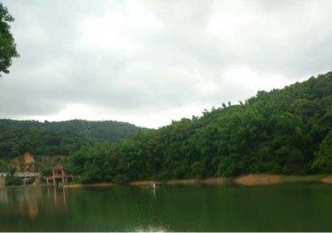 西巴尔滩池塘