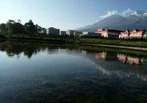 祁连第一湖