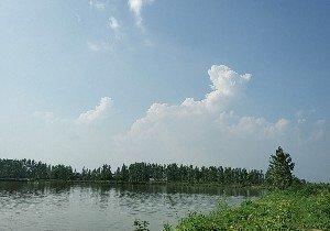 桃园湖水库