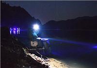 夜钓中传统钓与台钓的调漂技巧