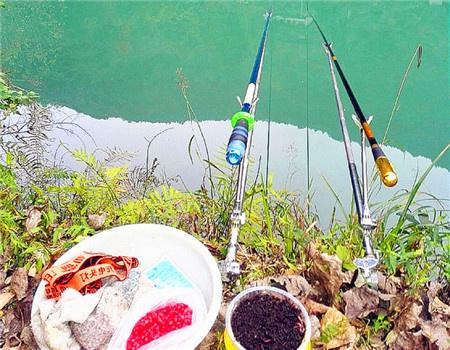 春去冬来又一季,钓江钓河又一年。