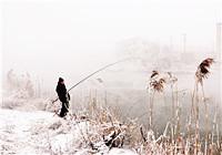 冬天钓鱼钓组配置技巧与实战思路