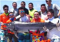 《海洋战士》20161215 缅甸海山钓场特殊钓法猎马林