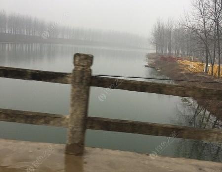 寒冬腊月钓鱼人 红虫饵料钓鲤鱼