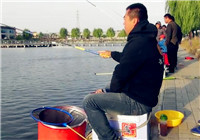 《陪着地瓜去钓鱼》20171028 北京朝阳孙河花儿大黑坑(下)