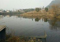 长岗村水库