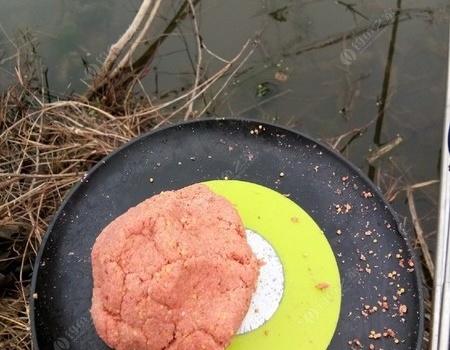 前所未有的挑戰,釣魚的熱情無法阻擋! 化氏餌料釣鯽魚