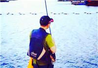 《游钓珠海》第3期 钓友夜钓桂山岛二堤状况不停(上)