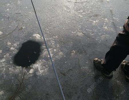 四九冰钓噘嘴漂相记录