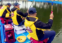 《竞技风云》第二季第17期 北京顺义钓黑坑(上)