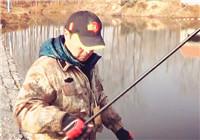 《三本先生》第74期 冬季水库作钓演示七星漂使用方法