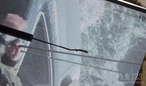 资深钓鱼人图解六种鱼竿与鱼线的绑法