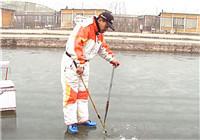《去钓鱼》第149期 黑坑达人冬季冰钓鲫鱼教授作钓技巧