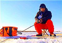 《去钓鱼》第150期 众多钓友积极加入中国冰钓赛