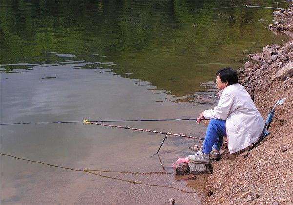 水庫釣魚技巧