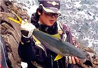 《海洋战士》20170302 韩国楸子岛探钓真鲷之旅