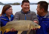 《我的7日江湖》第二季02期 初探万佛湖 宝飞龙队擒获鲤鱼