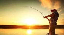 钓鱼人必须掌握的抛竿技巧!