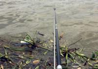 淺談在江河釣魚如何找魚、誘魚