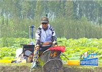 《钓赛进行时》 第四届中国台儿庄河钓大赛