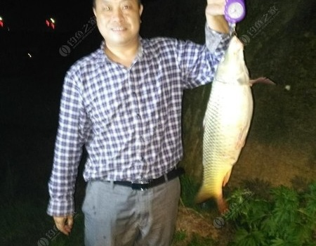 湘江河大鲤鱼,一条爆护,破野钓记录