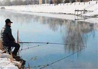 细钩细线也能搏大鱼 冬钓需要注意这几点!