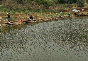 黄土坡水库