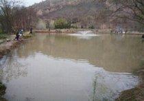 白马生态垂钓池