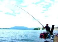 《游钓中国》第三季第21集 石门水库,单子线钓鱼有奇效