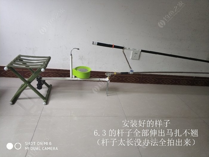 自制简单实用钓鱼凳_DIY马扎小钓凳简单实用 - 钓鱼之家