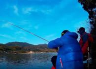 《麦子钓鱼》组队再钓五婆湖和钓鱼高手只差这点距离