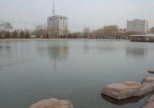 體育公園釣場