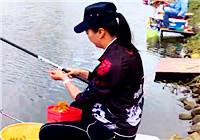 《涉钓英雄传》20170613 陆德鑫三人挑战黑坑一百公斤
