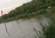 北里湿地草鱼垂钓场