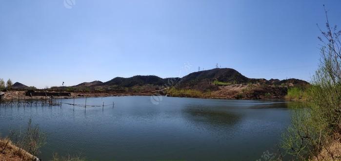 黄白峪水库