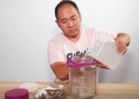 《鱼饵君》夏季野钓熏小杂鱼通用型功效药酒 针对淡水杂食性鱼