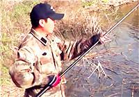 《三本先生》传统钓第96期 春季浅滩钓大鲫(中)