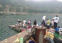 红花村圣水湖