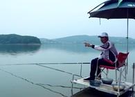 《钩尖江湖》第三季 第12集 小崔作钓自然水域 鱼不靠边怎么办