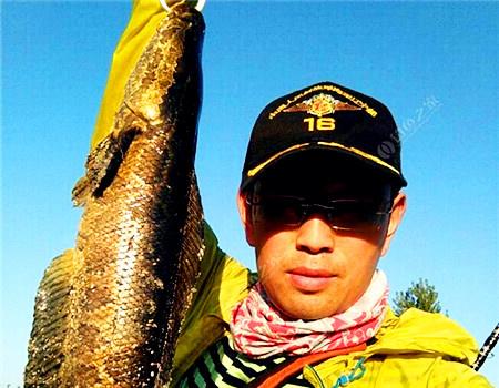 导钓黑鱼之(路亚五人行) 拟饵钓黑鱼